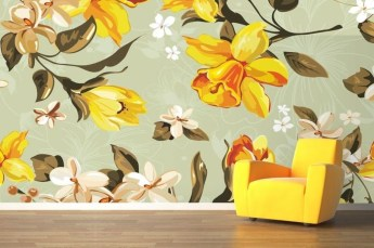 Fabulous Wallpaper Pattern Ideas With Focal Point To Your Space 02