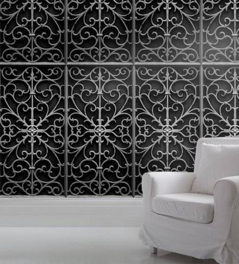 Fabulous Wallpaper Pattern Ideas With Focal Point To Your Space 13