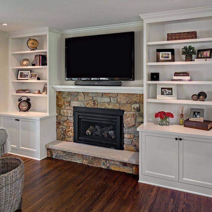 Fancy Family Room Design Ideas That Make You Cozy 41