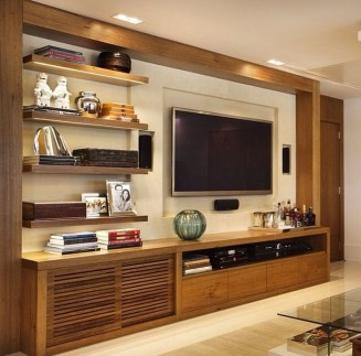 Fancy Family Room Design Ideas That Make You Cozy 43