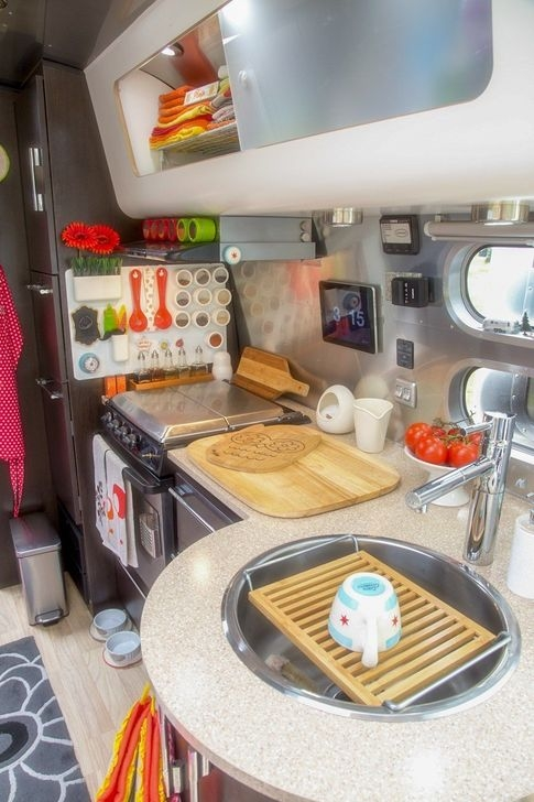 Inspiring Rv Kitchen Organization Ideas You Should Know 02