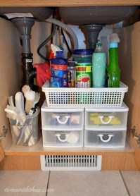 Inspiring Rv Kitchen Organization Ideas You Should Know 17