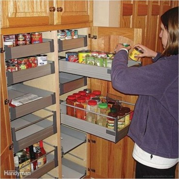 Inspiring Rv Kitchen Organization Ideas You Should Know 40