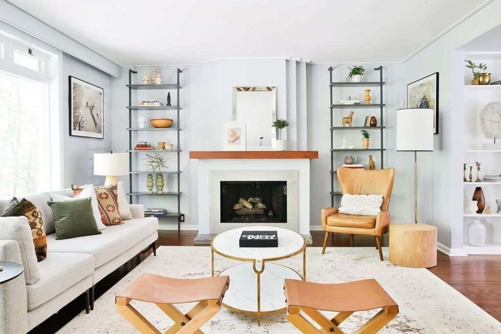 Magnificient Diy Renovation Ideas For Your Living Room 03