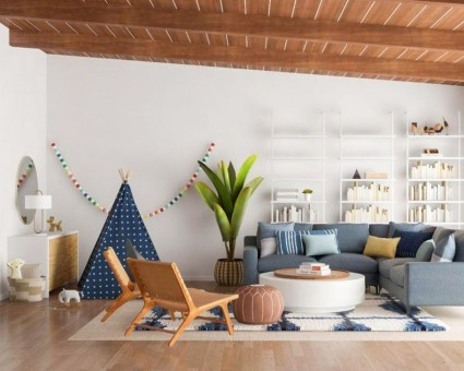 Magnificient Diy Renovation Ideas For Your Living Room 27