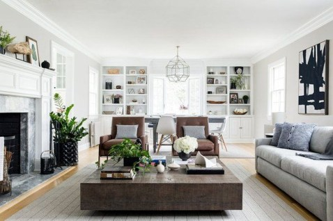 Magnificient Diy Renovation Ideas For Your Living Room 30