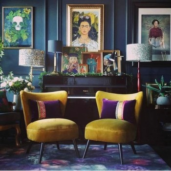 Popular Eclectic Interior Design Ideas To Inspire You 26