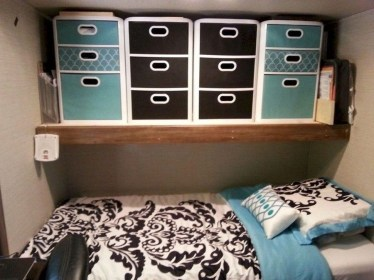Popular Rv And Camper Hack Decoration Ideas For Family 44