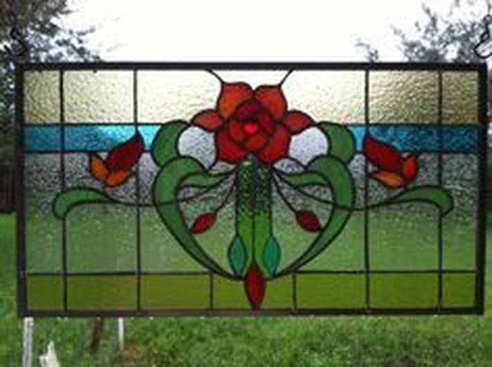 Catchy Glass Window Design Ideas For Home 23
