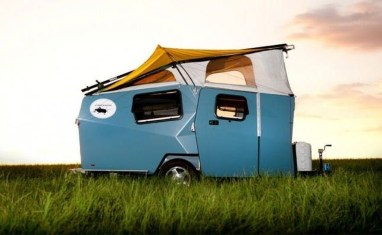 Classy Rv Camping Design Ideas For Summer Vacation 36