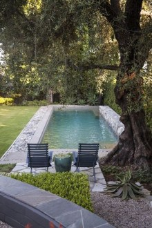 Comfy Backyard Designs Ideas With Swimming Pool Looks Cool 09