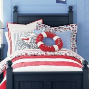 Comfy Red Bedroom Decorating Ideas For You 26