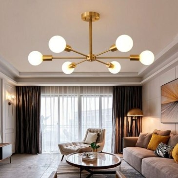 Cool Ceilings Lighting Design Ideas For Living Room To Try 21