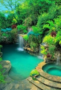 Creative Swimming Pools Design Ideas For Your Yard 02