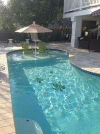 Creative Swimming Pools Design Ideas For Your Yard 30