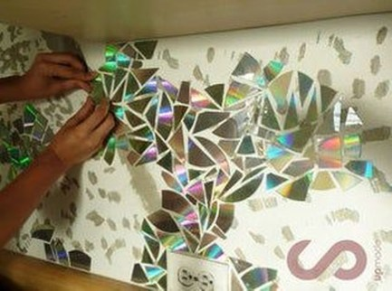 Enchanting Diy Mosaic Craft Ideas To Beautify Your Home Decoration 37
