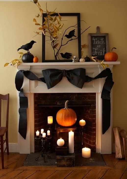 Extraordinary Diy Halloween Decorating Ideas For Apartment 30
