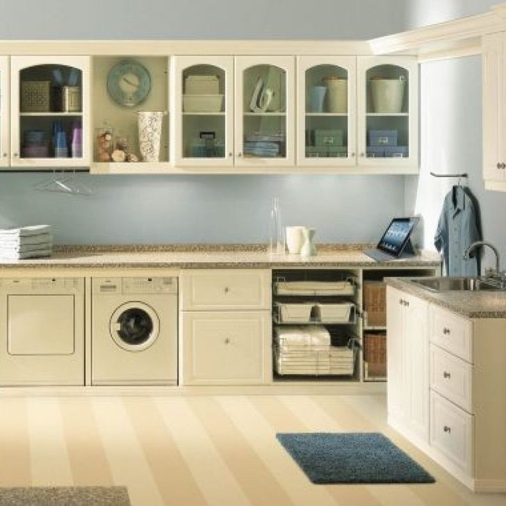 Fancy Laundry Room Layout Ideas For The Perfect Home 11