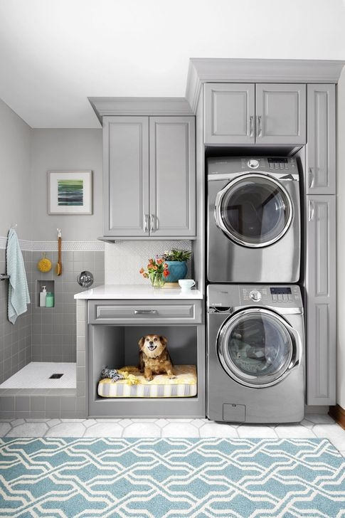 Fancy Laundry Room Layout Ideas For The Perfect Home 35