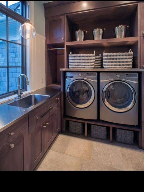 Fancy Laundry Room Layout Ideas For The Perfect Home 36