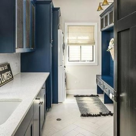 Fancy Laundry Room Layout Ideas For The Perfect Home 38