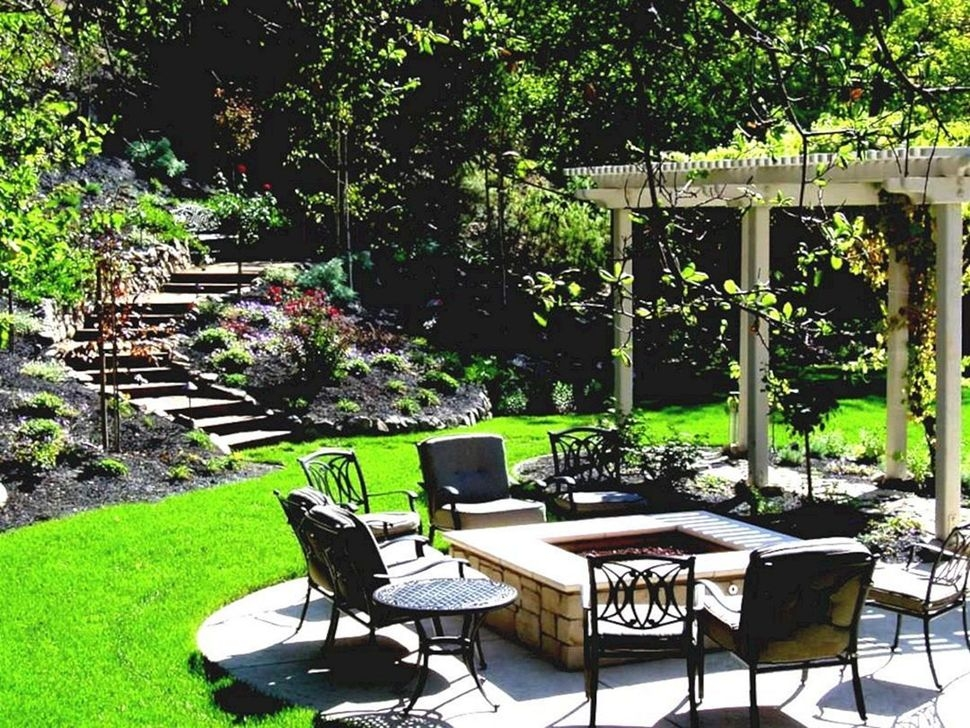 Gorgeous Landscaping Design Ideas For Beginners 27