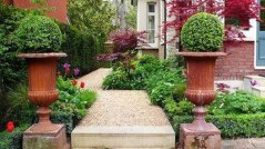 Gorgeous Landscaping Design Ideas For Beginners 45