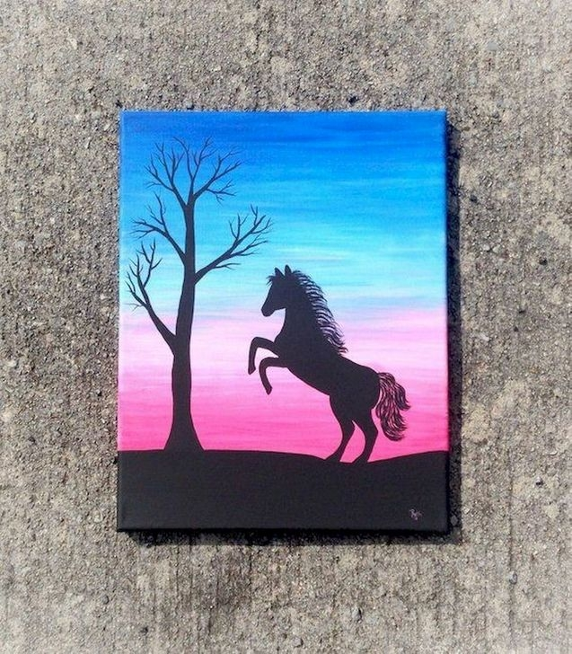 Marvelous Diy Projects Painted Rocks Animals Horse Ideas For Summer 12