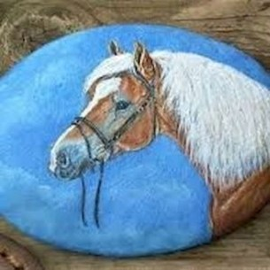 Marvelous Diy Projects Painted Rocks Animals Horse Ideas For Summer 18