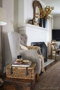 Perfect French Country Living Room Design Ideas For This Fall 39