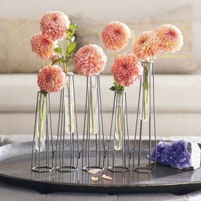 Splendid Diy Flower Vase Ideas To Add Beauty Into Your Home 27