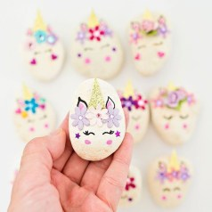 Splendid Diy Projects Painted Rocks Animals Dogs Ideas For Summer 24