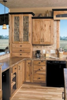 Stylish Farmhouse Kitchen Design Ideas To Bring Classic Look 16