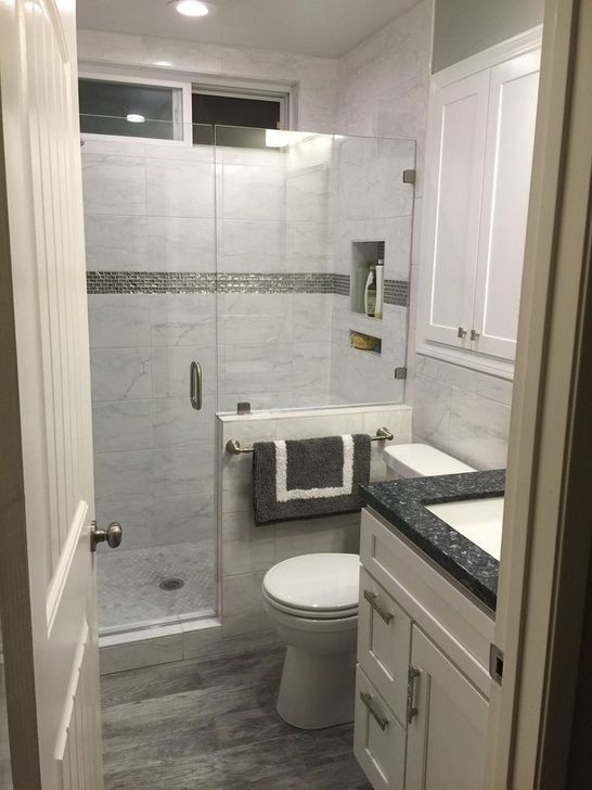 Unique Small Bathroom Remodeling Ideas On A Budget 25