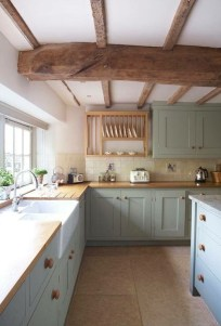Unordinary Farmhouse Kitchen Ideas For Your House Design 30