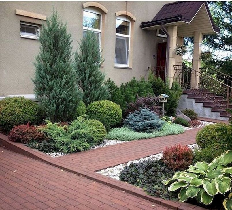 Unusual Front Yard Landscaping Design Ideas That Looks Great 01
