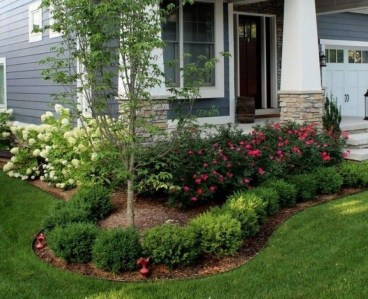 Unusual Front Yard Landscaping Design Ideas That Looks Great 12