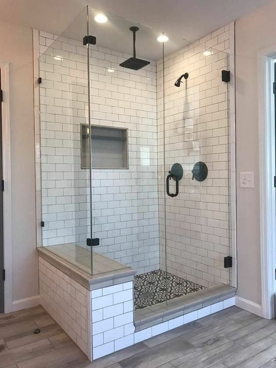 Amazing Shower Designs Ideas For Your Modern Bathroom 24