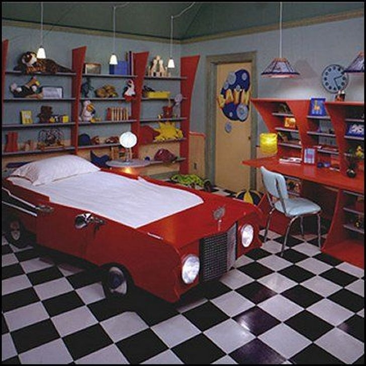 Astonishing Car Bed Designs Ideas That Every Kids Must See 23