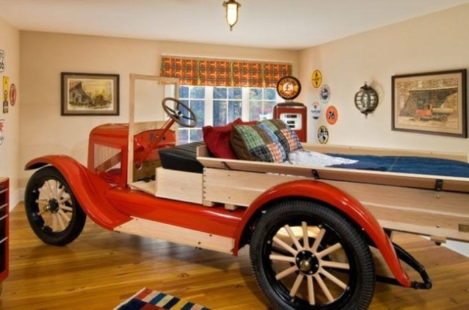 Astonishing Car Bed Designs Ideas That Every Kids Must See 31