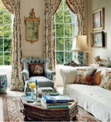 Captivating French Country Home Decor Ideas For You 04