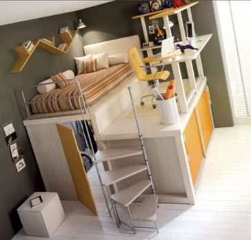 Comfy Small Bedroom Ideas For Your Son To Try 01