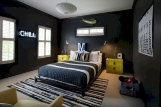 Comfy Small Bedroom Ideas For Your Son To Try 06