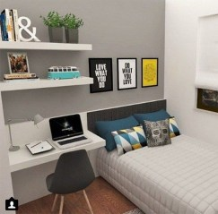 Cozy Small Rooms Design Ideas For Teens To Copy 05