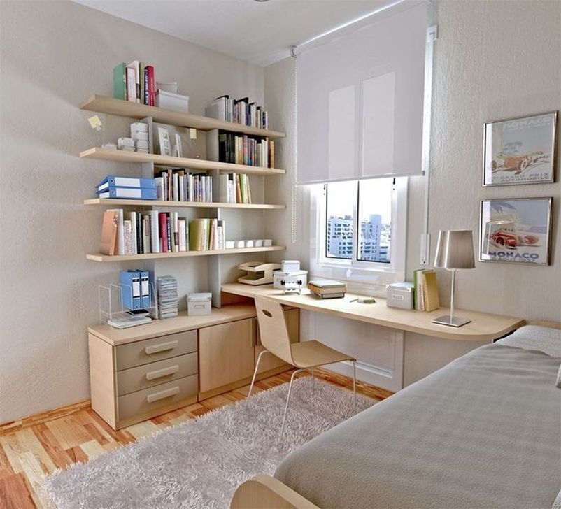 Cozy Small Rooms Design Ideas For Teens To Copy 41