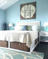 Favored Bedroom Design Ideas With Beach Themes 21