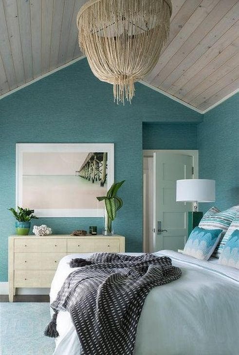 Favored Bedroom Design Ideas With Beach Themes 24