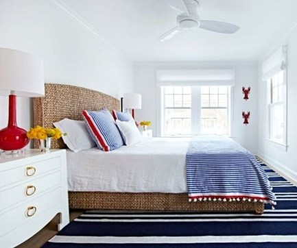Favored Bedroom Design Ideas With Beach Themes 33