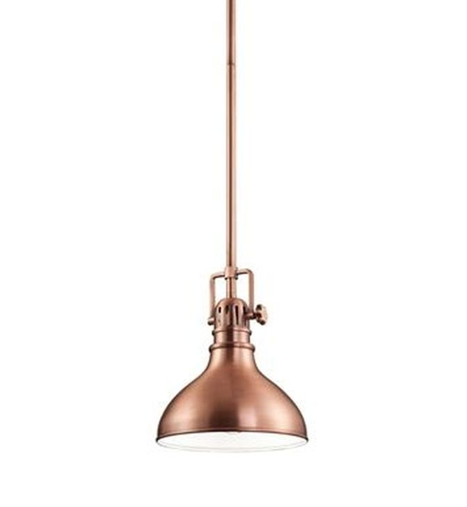 Hottest Copper Rose Gold Kitchen Themes Decorations Ideas 36