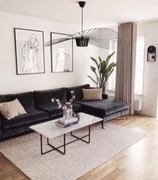 Latest Scandinavian Style Interior Apartment Ideas To Try 01
